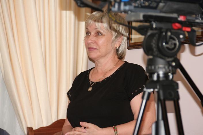 Директор Астраханской картинной галереи Ирина Перова: «Мы не останавливаемся ни на минуту»