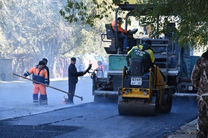 В Астрахани станет больше качественных тротуаров
