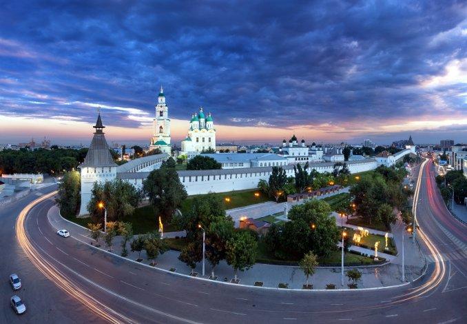 Астрахань включена в турпроект «Кремлёвские маршруты»