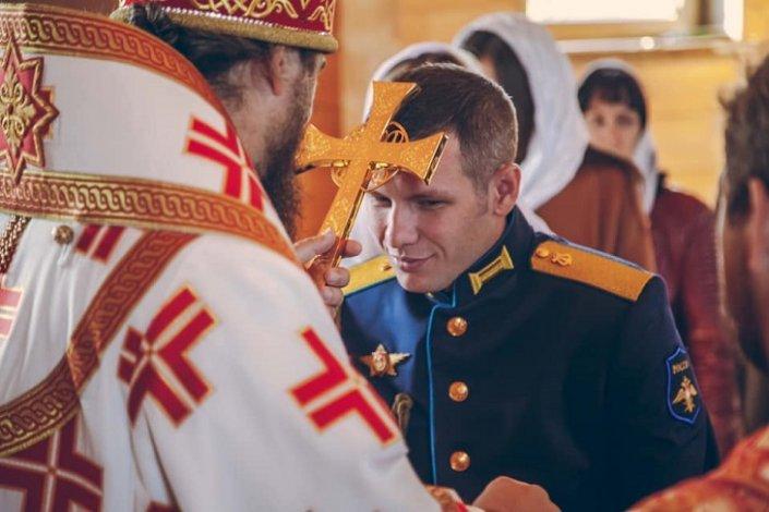 В Астраханской области открылся новый храм