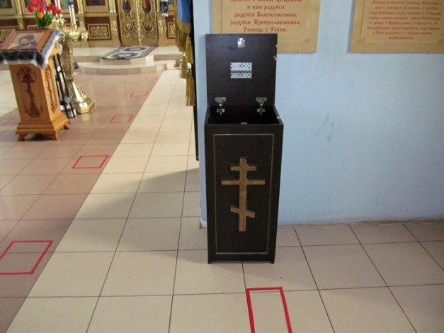 Полиция раскрыла грабёж храма под Астраханью
