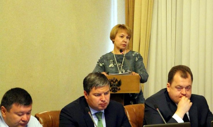 Возвращение Полянской: в астраханском правительстве вспомнили об экс-главе облминэка