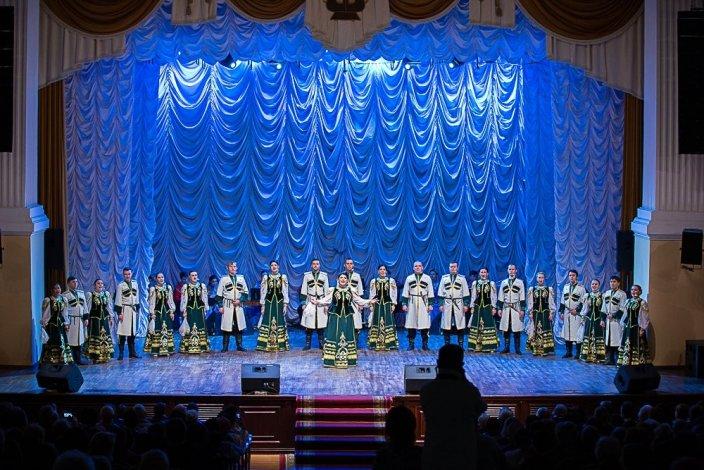 В Астрахани для людей с ограниченными возможностями состоялся праздничный концерт