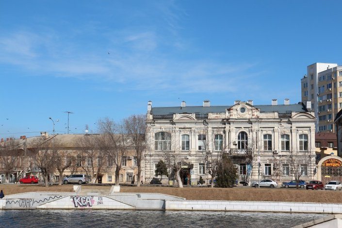 О погоде в Астрахани на 14 апреля