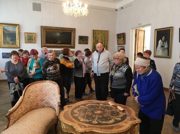 1 октября астраханские музеи распахнут двери для пожилых людей