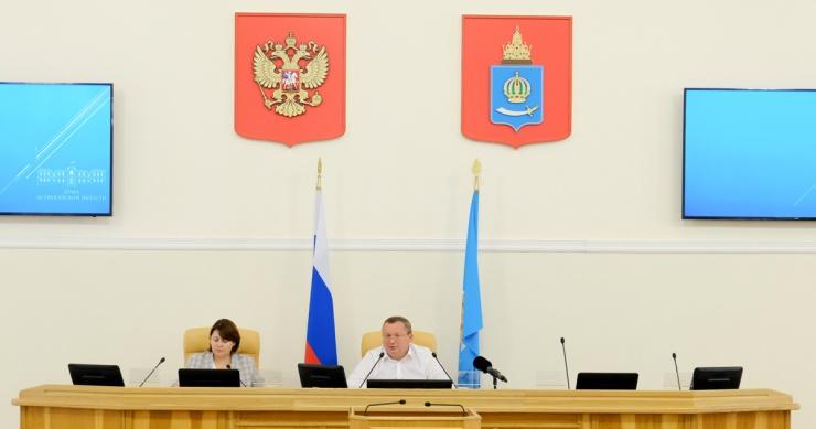 Какой будет Дума Астраханской области 7 созыва: пофамильный список