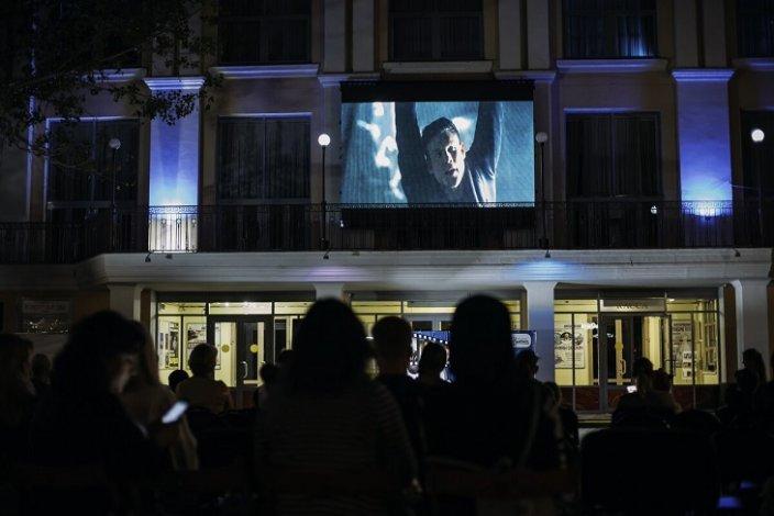 В Астрахани бесплатно покажут кино на открытом воздухе