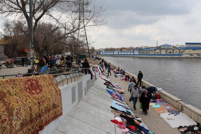 На главном рынке Астрахани грядут большие перемены
