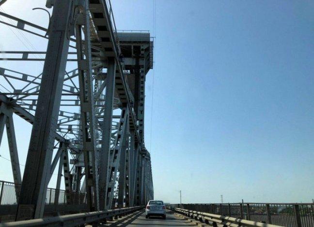"""В Астрахани в понедельник разведут """"Старый мост"""""""