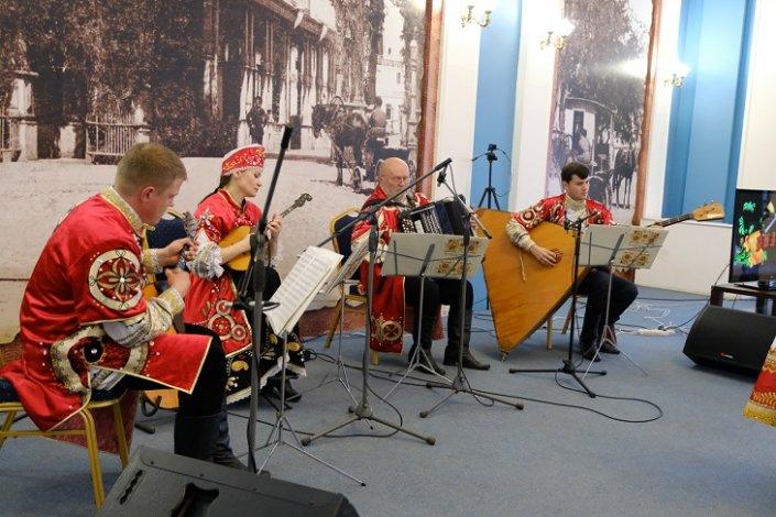 Астраханцев ждут вечера русского фольклора