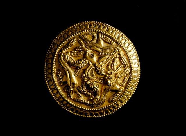 В краеведческом музее выставлены новые находки астраханских археологов