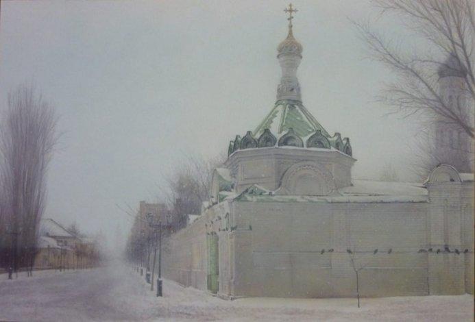 В Астраханском доме-музее Кустодиева открывается новая выставка