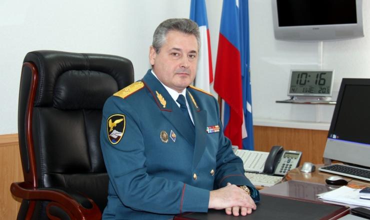 Суд смягчил приговор экс-начальнику ГУ МЧС по Астраханской области Евстафьеву