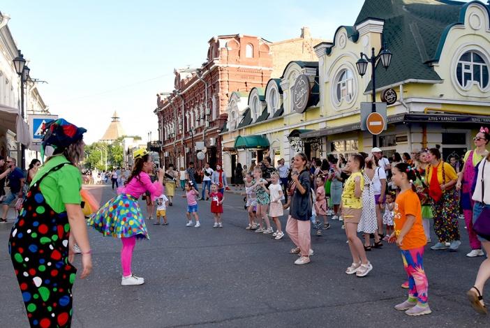 Фестиваль на улице Никольская в Астрахани станет регулярным