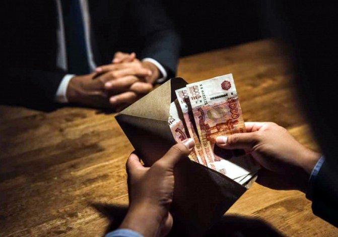 Замначальника отдела полиции в Астраханской области пытались подкупить