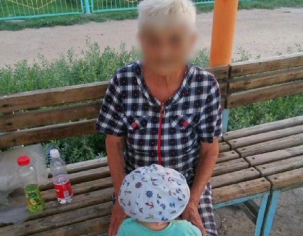 Психически больная астраханка стащила малыша из детсада