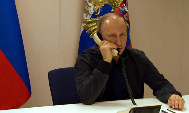 Пранкер голосом Путина разыграл астраханского чиновника