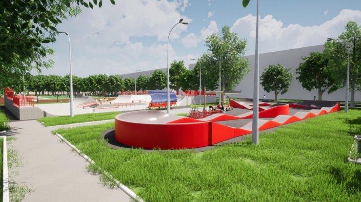 В Астрахани построят скейт-парк