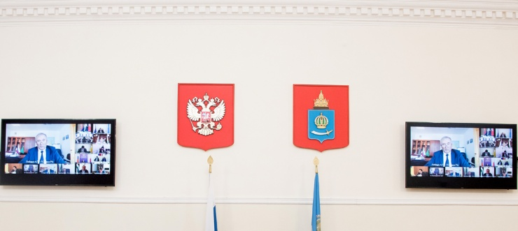 Стал известен председатель Думы Астраханской области нового созыва