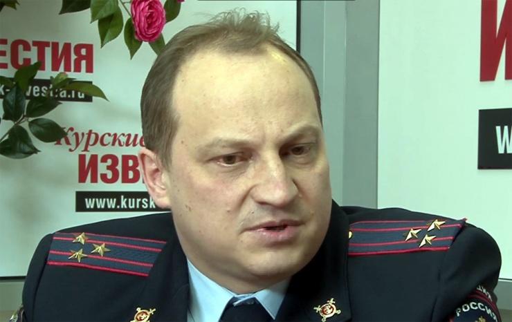 В УМВД России по Астраханской области новый замначальника