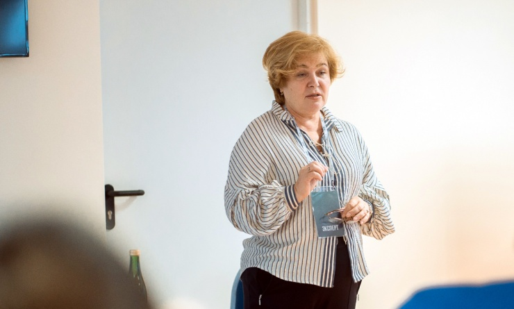 Эльвиру Мурадханову не согласовали на пост астраханского бизнес-омбудсмена