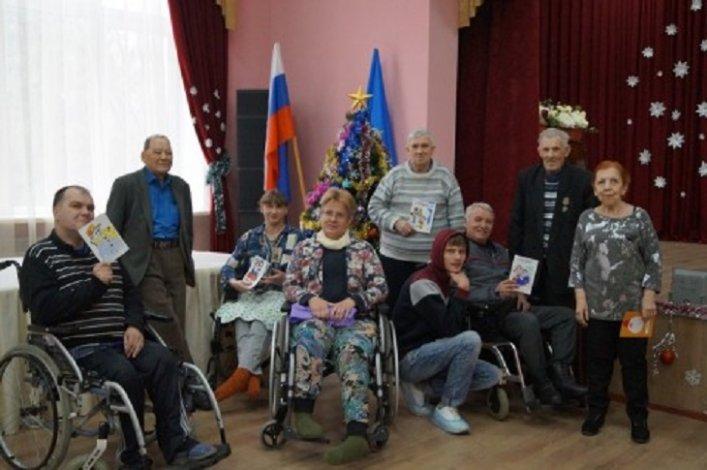 В Астрахани прошла новогодняя благотворительная акция