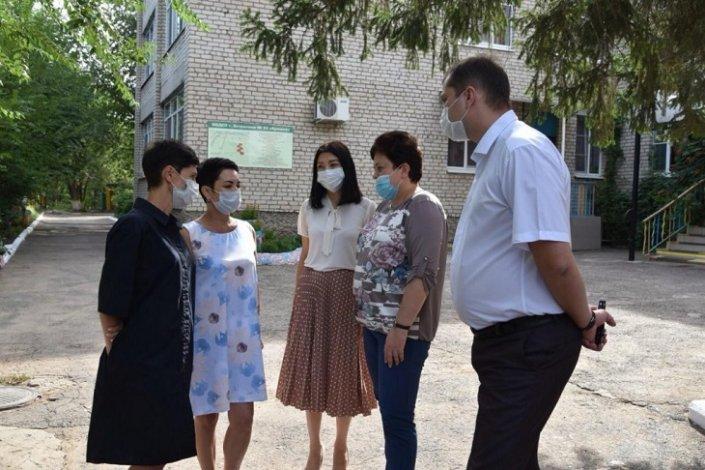 Астраханские детсады инспектируют перед первым сентября