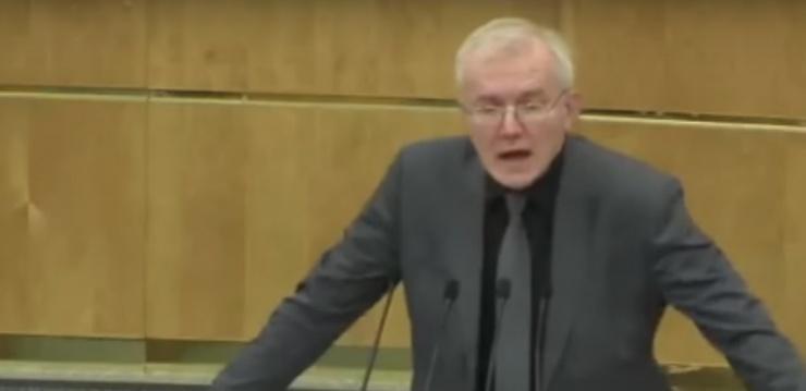 Заявление депутата Шеина о Газпроме признано недостоверным