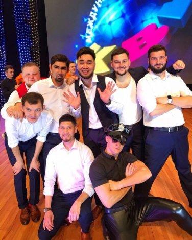 Астраханская команда КВН получила путёвку в «Первую лигу»