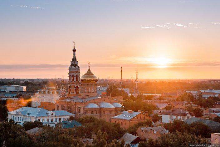 Надолго ли пришли похолодание и осадки в Астрахань