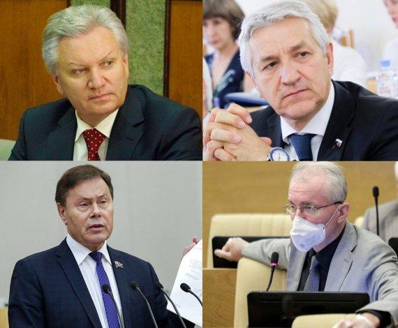 Рейтинг прогулов астраханских депутатов в Госдуме