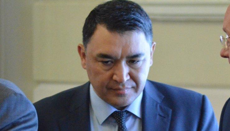 Появились сообщения о выемке силовиками документов за период работы Расула Султанова