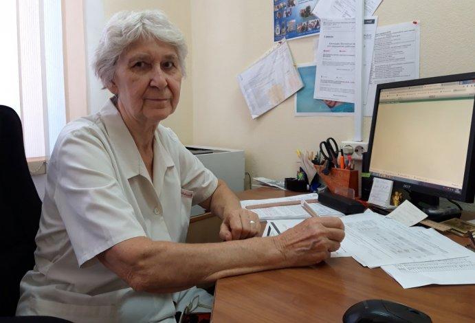 Врач-рентгенолог Наталья Михайлова: Для меня важно быть нужной моим пациентам