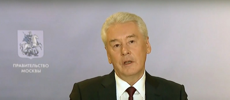 Мэр Москвы Собянин пригласил жителей столицы в Астрахань