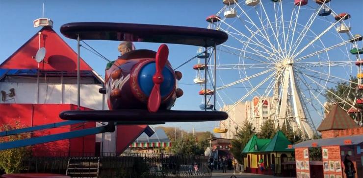 Власти требуют взыскать с астраханского парка «Планета» неосновательное обогащение
