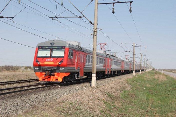 Астраханские электрички будут ходить по новому расписанию