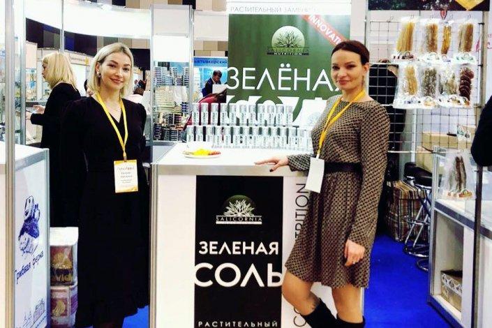 Астраханские сёстры-изобретательницы ищут деньги на зелёную соль