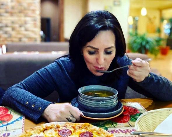 Алена Губанова решила не есть после шести