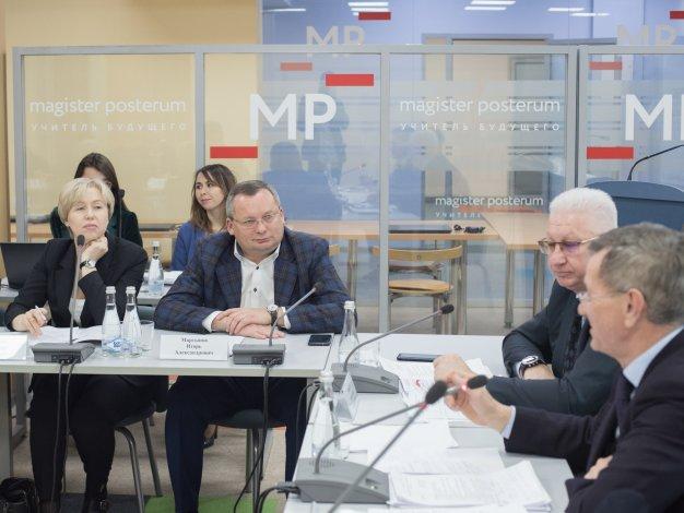 В попечительский совет АГУ вошли Игорь Мартынов и Александр Жилкин