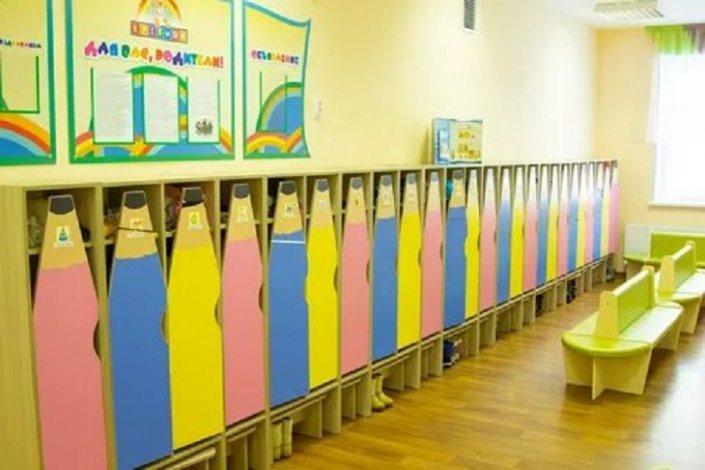 В астраханских детсадах работают дежурные группы