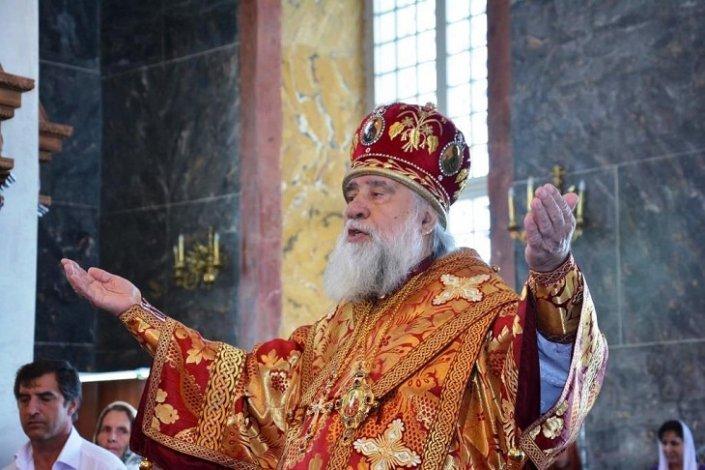 В Москве преставился бывший митрополит Астраханский и Камызякский Иона