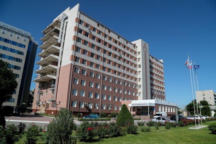 В Александро-Мариинской больнице готовятся к возобновлению плановых операций