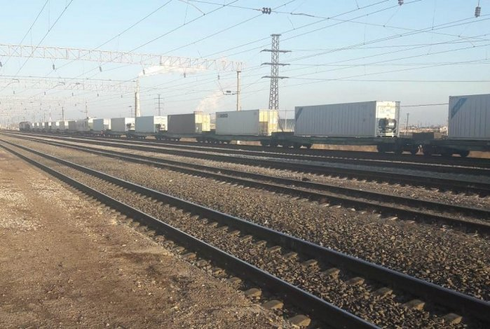 РЖД предоставит скидку 20 процентов на перевозки грузов в Китай