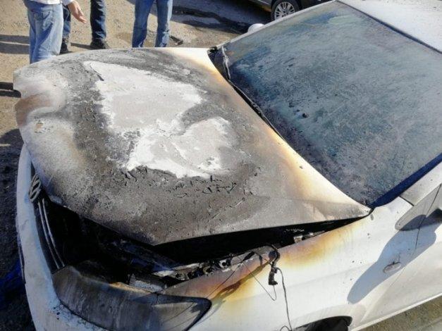 Вчера в Астрахани произошло несколько возгораний