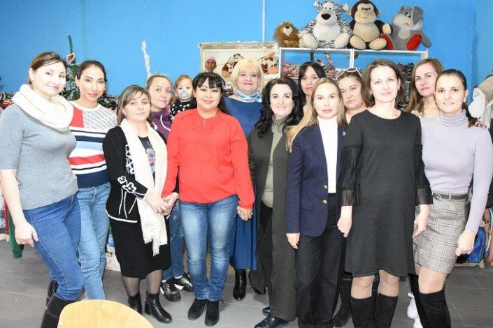 Депутаты встретились с активными многодетными астраханками
