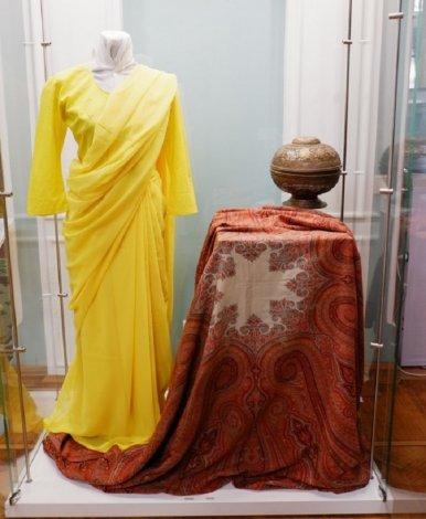 В краеведческом музее Астрахани появились индийские витрины