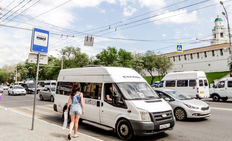 Астраханские маршрутки сдаются в бесплатную аренду
