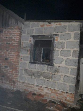 Субботний пожар в Астраханской области