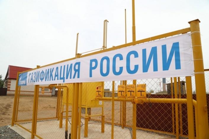 Газификация Харабалинского района продолжается в Астраханской области