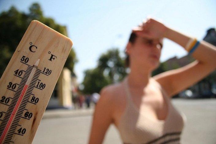 В ближайшую пятилетку в Астрахани станет ещё жарче